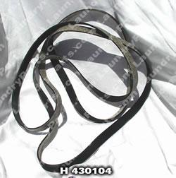 H 430104P BELT