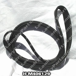 H M400962 DOOR GLASS GASKET