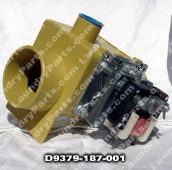 3 inch  DRAIN VALVE EX325/440 WASHER