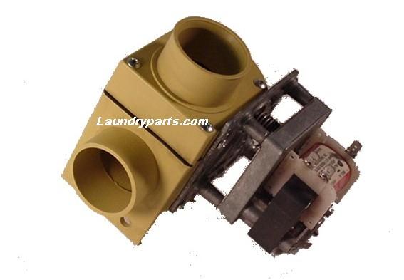 I 209/00256/00 DRAIN VALVE 1.5 90o IPSO WASHER