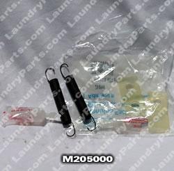 M 205000 GLIDE PLATE