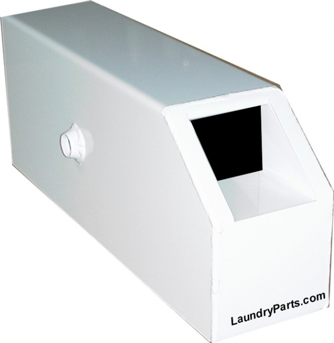 Extra Coin Op Laundry Security Money Box Guard Huebsch