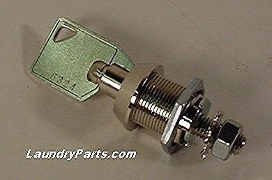 D8650-012-003 LOCK & KEY