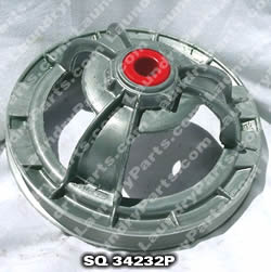 SQ 34232P PULLEY ASSY