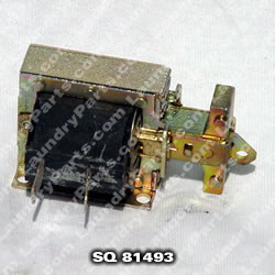 I 209/00018/00P DOOR SOLINOID