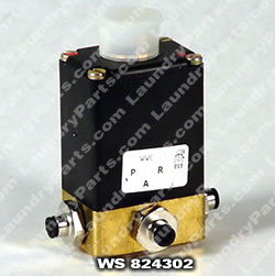WS 824302 ACTUATING SOLINOID