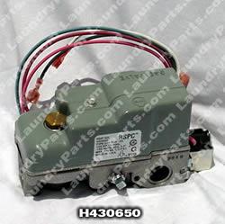 H 430650 GAS VALVE