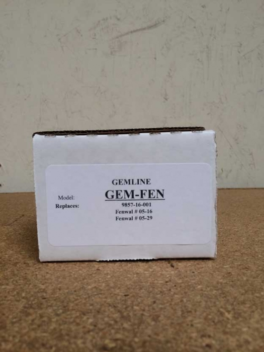 D9857-116-003 IGNITER BOX