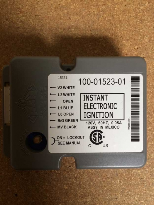 H M406789P IEI STACK DRYER SQ/HUEBSH IGNITION CONTROL