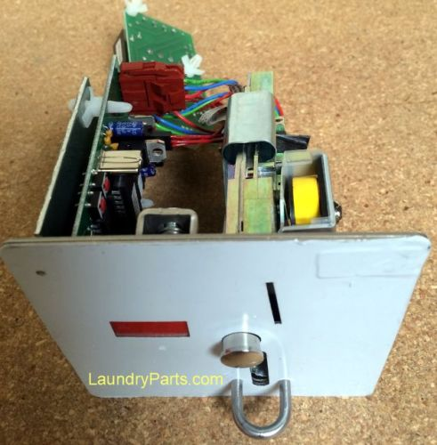 F200003000P COIN DROP ASSY- US QTR- 120V- MD UNIMAC WASHER