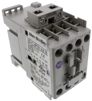Alliance Laundry Systems Alliance Washer Contactor C16 120v Pkg #F330175P