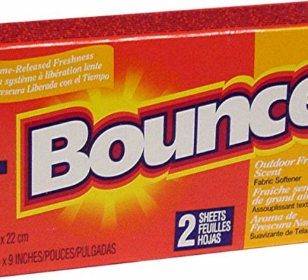Coin-Vend Products Coin Vend Bounce Softener Sheet 156 cs #CVBOU155