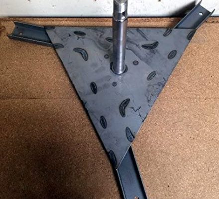 Dexter Stack DL Dexter Stack Dryer Trunnion #d9568-011-001