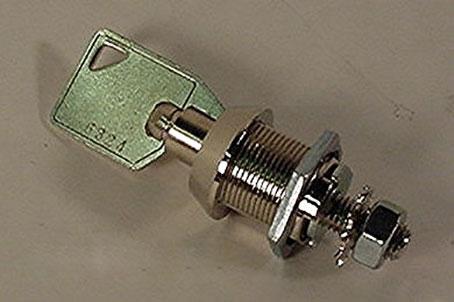 Dexter T600 Dexter Washer And Dryer Lock & Key #D8650-012-003