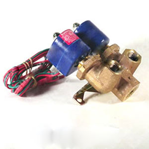 Fast Moving Milnor Washer Milnor Washer Water Valve 110v #ML-KHBOBO33