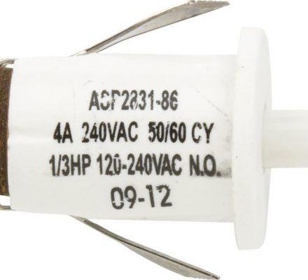 GE Single GE Dryer Door Switch (Round) #WE04X197