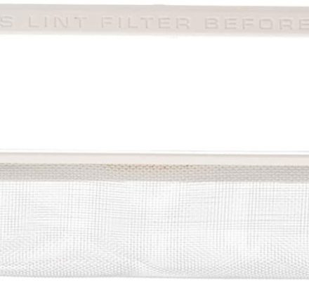 GE Single GE Lint Filter New Style #WE18X54