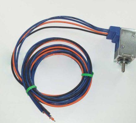 Huebsch HC CS Alliance Solenoid WasherDoor Uc35 Uc50 #U-F300124P