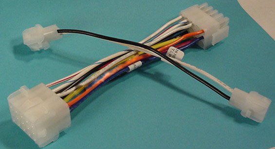 Huebsch Stack STDG32 Huebsch Stack Dryer Harness Cpu Old #H-430330P