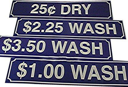 Laundry Stickers & Decals Wash Decal – Blue $2.75 #Z-275WASH-BLU