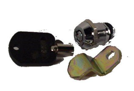 Service Locks Service Lock & Key Gr100 #Z-SRVLOCK100