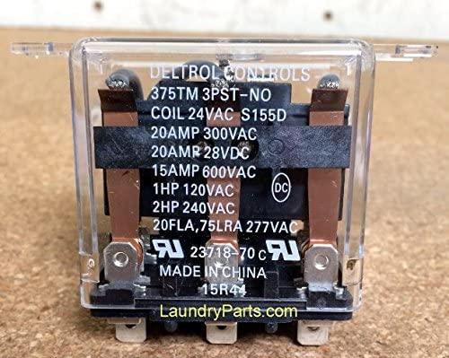 Huebsch Relay Motor Switch 24v #h-70210901p