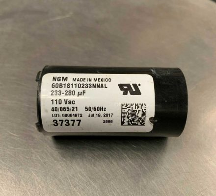 Speed Queen SWT Speed Queen Capacitor (N) Motor Tl Wash #sq-37377