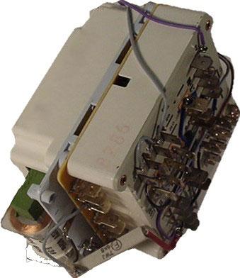 SpeedQueen WX-4010-5010 Speed Queen Timer Girbau Program 220v #SQ-G246090