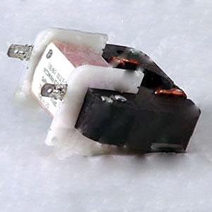 Wascomat GEN 3 Wascomat Dependo Valve Stator Coil 110v #WS-099945