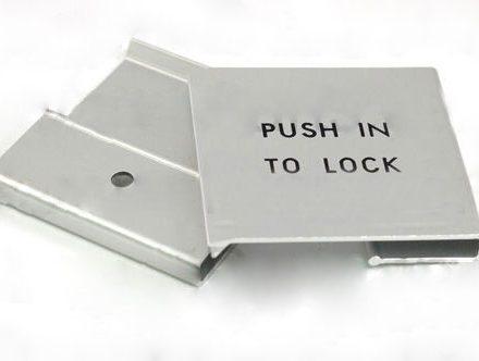 Wascomat GEN 4 Wascomat Door Handle – Square #WS-248001