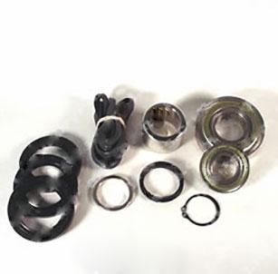 Wascomat GEN 4 Wascomat Washer Bearing Kit 124 125 Skf #WS-990219